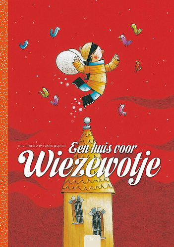 Frank Daenen's children's book, Een Huis Voor Wiezewotje