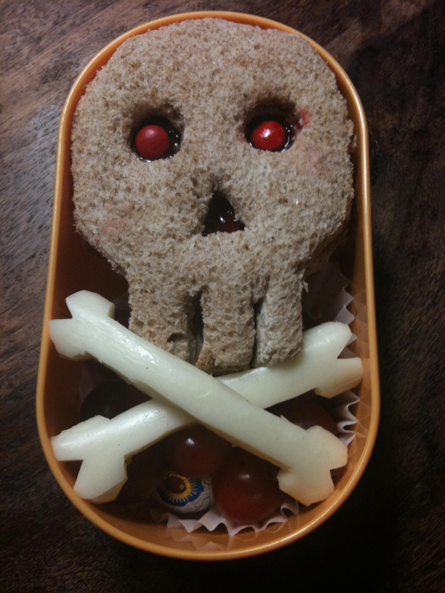 Halloween Bento Box #2 by lello