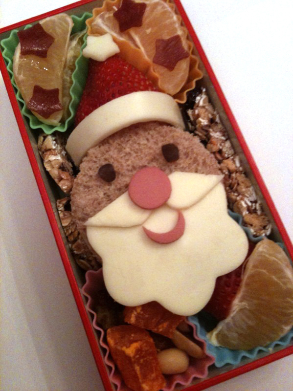 Santa Bento Box by lello